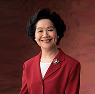 The Honourable Mrs. Anson Chan